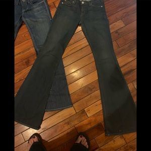 🔥PAIGE HIGH RISE BELL CANYON SZ 23🔥